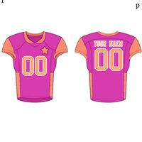 amerikanische rugby-fußball-trikots großhandel-2020 Rugby American Football Kleidung junges Team Jersey