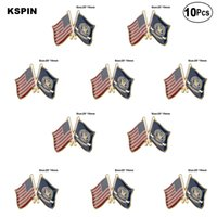 Wholesale navy brooches for sale - Group buy U S A Navy Lapel Pin Flag badge Brooch Pins Badges a