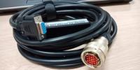 obd2 konektörleri toptan satış-OBD2 Kablo ve Konnektör RS232 RS485 Kablosu MB YıLDıZ C3 Çoklayıcı Araba Teşhis Araçları için Kablo ücretsiz kargo