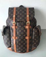 Wholesale travel bags accessories for sale - Group buy fashion FXLOUIS VUITTON Christopher mens backpacks MICHAEL KOR shoulder bag clutch handbag luxury travel luggage package top LOUIS TOTES