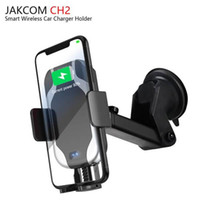 gps sahipleri bağlar toptan satış-JAKCOM CH2 Akıllı Kablosuz Araç Şarj Dağı Tutucu Cep Telefonu Mounts olarak Sıcak Satış biz modeli olarak ücretsiz örnekleri