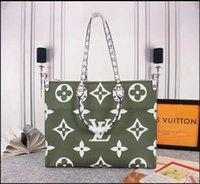 designer leopard tote großhandel-Hochwertige Mode Taschen Damen Handtaschen Designer Taschen Damen Tragetaschen Single Umhängetasche Dame Messager Handtaschen Brieftaschen Geldbörse Tags K017
