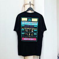erkekler tee tasarımı toptan satış-2019SS Cav Empt Yepyeni Tasarım Kadın Erkek Baskılı T Shirt tees Hiphop Streetwear Erkekler Pamuk T gömlek Yaz Tarzı