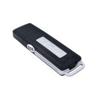Wholesale pen usb 16gb resale online - HTSK USB MEMORY STICK Portable Rechargeable GB GB HQ Hr Digital Audio Voice Recorder Pen Dictaphone Black