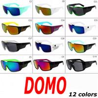 gafas de sol de marca dhl al por mayor-DHL Free Ship Nuevas Gafas de Sol de Moda Hombres Gafas de Sol de Diseño de Marca Para Hombres Mujeres Oculos De Sol Gafas Deportivas D0M0
