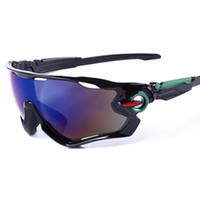 fahrrad-sonnenbrille großhandel-8 farben new radfahren reitbrille unisex outdoor sonnenbrille uv400 fahrrad radfahren brille fahrrad sport sonnenbrille