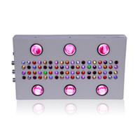 цветение привело свет оптовых-COB LED Grow Light 900W панель с Dimmable Вег Grow Блума Полный спектр Четыре режима для внутреннего Посадочный гидропоники Greenhouse