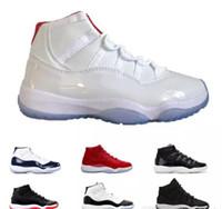 newest 80bd4 1fa54 Pas cher 11 Low Velvet Heiress Rouge Bleu Hommes Chaussures De Basket-ball  Athlétisme Chaussures de Sport Discount Sports Femmes Hommes 11