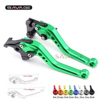 Wholesale cnc levers kawasaki for sale - Group buy Short Long Brake Clutch Levers For KAWASAKI ZX R S Version Motorcycle ZX14R Accessories Adjustable CNC