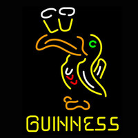 Wholesale custom pub glasses for sale - Guinness Toucan Neon Sign Bar Beer Pub Store Display Neon Signs Custom Handcrafted Real Glass Tube Neon Signs Light