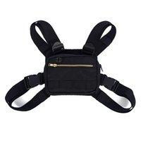 ingrosso mini borsa da arrampicata esterna-Cassa degli uomini Mini Streetwear Chest Rig Streetwear Outdoor Sports Marsupio