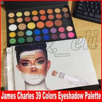 Wholesale beauty for sale - New Face Makeup Shadows Palette James Charles Eye Beauty Colors Matte Natural Long lasting Colors Eyeshadow Palette