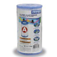 dizin havuzları toptan satış-Yüzme havuzu aksesuarları filtre kartuşu için filtre pompası intex marka, Kod A B, pompa 530 için 2500 gal, havuz temiz