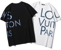 freie tarnkleidung großhandel-Herren T-Shirt Marke hochwertige Baumwolle Damenbekleidung T-Shirt bedruckt Camouflage Kurzarm Rundhals Kurzarm Y-3 Kostenlose Lieferung