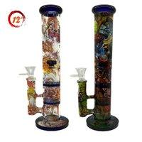 glas bongs huka rauchen zubehör großhandel-neues Design 12