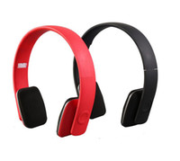 новый дизайн планшета оптовых-Новый дизайн Bluetooth наушники беспроводные гарнитуры игровые наушники с микрофоном спорт earpahone складные гарнитуры для ПК планшет мобильный телефон