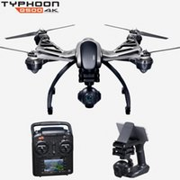 Wholesale Yuneec Typhoon Q500 K FPV G Ch RC Quadcopter K Camera CGO3 Axis Gimbal