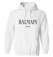 vogue sweatshirt großhandel-19ss Pullover Street Style Hoodies Sweatshirts Frauen Männer Mode Sleeve Casual Brief gedruckt Pullover Sweatshirts