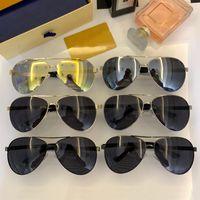 80fba084d12 2019 New Arrival Mens Fashion Designer Womens Sun Sunglasses Street Outdoor  Polarized Oval Gold Full Frame Aviator Sunglasses Summer Cheap