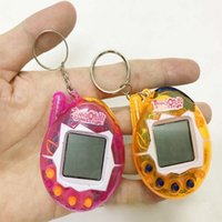 Wholesale new virtual games for sale - Group buy New Tamagotchi Digital Pets Nostalgic Virtual Cyber E Pet Electronic Retro Game Toys Kids Adult keychain Pets Tamagochi Retro Game egg Toy