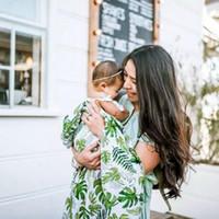 moda bebek kızı havlu toptan satış-Yeni Kızlar Casual Sevimli Baskı Pamuk Yay Şekli Bandı Wrap Havlu Seti Yeni Moda Pamuk Bebek Bandı Wrap Havlu Seti
