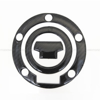 Wholesale yzf r1 tank resale online - For Yamaha YZF R1 R6 FZ6 FJR1300 FZ1 FZ6 FZ8 FZ09 MT01 MT07 MT09 Carbon Fiber Sticker Fuel Oil Tank Pad Decal Protector Cover