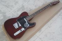 cœurs de guitare achat en gros de-chaud! modèle guitare électrique rouge - corps bois touche palissandre 22 produits