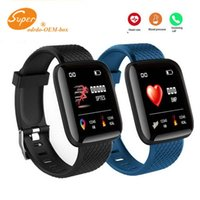 Wholesale Smart Band Watch Fitness Tracker Pedometer Bluetooth Sport ID Plus Smart Bracelet Wrist Bands Heart Rate Blood Pressure