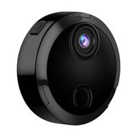 Wholesale camera sd ir ip online - CWH HDQ15 MP Wireless IP Camera P2P WiFi Network Security Camera IR Leds Support Max G SD Card Battery and Micro USB Power