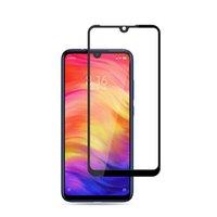 glass screen protector redmi großhandel-Xiaomi redmi Note 7 2.5D Displayschutz aus gehärtetem Glas mit schwarzem Seidendruck und kostenloser Versand