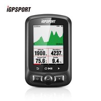Wholesale gps bike computer for sale - Group buy iGPSPORT Inch Color Screen Bicycle Computer Wireless ANT Waterproof IPX7 Bike Computer GPS Glonass Beidou Cycling Stopwatch