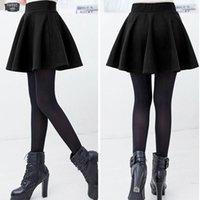 mini falda coreana chicas al por mayor-Moda de verano de mujeres mini señora Sexy falda para las chicas falda coreana corto patinador Ropa Mujer Bottoms