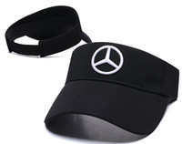 Wholesale visor skull hat online - New Luxury Designer Dad polo Hats Visor Baseball Cap For Men And Women Famous Brands Cotton Adjustable Skull Sport Golf Curved Hat