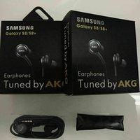 original xiaomi headset großhandel-Original samsung s8 s9 hinweis 8 akg kopfhörer kopfhörer 3,5mm headset ohrhörer eo-ig955 mit paket für huawei xiaomi samsung galaxy s8 s9