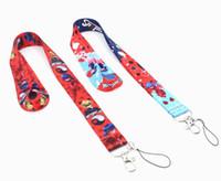 брелок для ключей брелок для ключей оптовых-1 PCS   key lanyards id badge holder keychain straps for mobile phone Free Shipping