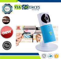 top nachtsicht großhandel-IP-Kamera Infant Baby clevere Hund Video-Sicherheit Zwei-Wege-TOPS Audio Nachtsicht, Podofo 720P HD Mini-WLAN-Babyphone