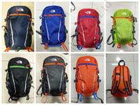 bolsa de volta pequena venda por atacado-A Marca ombro Norte NF Nylon Mochilas Bag Leve Caminhadas Camping Armazenamento tamanho pequeno acampamento Back Pack Treval Sports Bags C91702