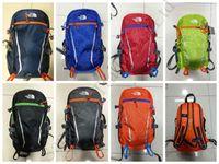 arka çanta küçük toptan satış-Kuzey NF Naylon Sırt Marka Omuz Çantası Hafif Yürüyüş Kamp Depolama Küçük Boy Geri Paketi TREVAL Spor Kamp Çantaları C91702