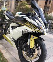 satılık zx kaplama toptan satış-Yeni Stil Motosiklet ABS Marangozluk kiti KAWASAKI Ninja ZX-6R için Fit 636 2013 2014 2015 2016 2017 599 13 14 15 16 17 6R Karoser seti Sıcak satış