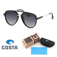 Wholesale sports sunglasses resale online - Hot sale COSTA sunglasses women men TR90 Frame Polarized Sun glasses sport outdoors driving glasses uv400 Eyewear With Retail box