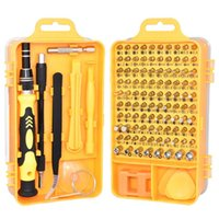 Wholesale cell phone tools set for sale - Group buy 115 in Screwdriver Sets Multi function Computer Repair Tool Kit Essential Tools Digital Mobile Cell Phone Tablet PC Repair