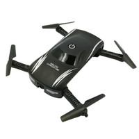 rc set al por mayor-X185 Set High RC Plane WIFI Plegable HD Antena Mini Drone RC Helicópteros Quadcopter Niños Juguete de Regalo