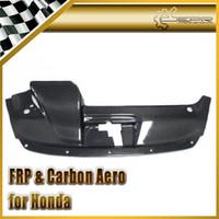 cuerpo de fibra de carbono al por mayor-Car-styling Carbon Fiber Cooling Slam Panel Brillante Fiber Engine Body Kit Auto Racing Cubierta de ajuste para S2000 2001-2005 AP1