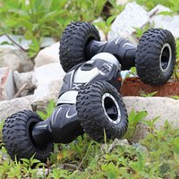 Wholesale rc climb car resale online - RC Car Radio Control GHz WD Twist Desert Cars Off Road Buggy Toy High Speed Climbing RC Car Kids Children Toys