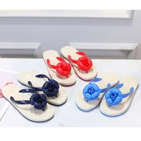 ingrosso belli modelli-designer infradito camelia Bella Parigi Designer pantofole Luxury designer infradito da donna taglia 35-40 modello HX01