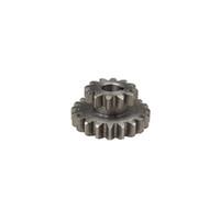 Wholesale dual gear resale online - 2pcs set lathe gears T29xT21 T20xT12 Dual Dears Metal Lathe Gears Double gear