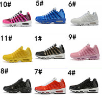 Wholesale best low priced running shoes resale online - trainers sports running shoes designer sneaker cheaper best price most discount black yellow white red pink trainning footware