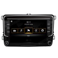reproductor de radio de china al por mayor-RNS510 Para VW Para Volkswagen Sistema de información y entretenimiento MIB Touch Scrren Reproductor multimedia para coche Autoradio Bluetooth Navegación GPS Radio estéreo