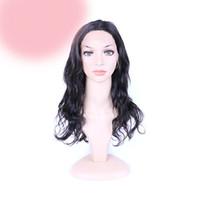 doğal renk brezilya kıvırcık saç toptan satış-Brezilyalı Doğal Renk Ön / Tam Dantel Peruk Büyük Kıvırcık Tutkalsız Ayarlanabilir ön Koparıp Ipek Taban Kadınlar Için Insan Saçı Uzun Tutkalsız Toptan