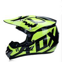 vélo de course achat en gros de-Motocross Off Casque Sports extrêmes VTT Dirt Bike VTT Racing Route